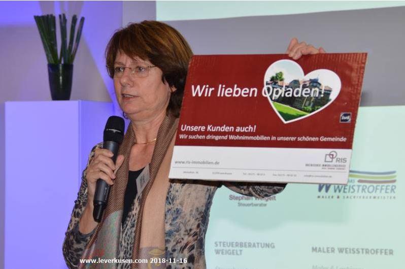 Das Netzwerk für Leverkusen am 16.11.2018 / Internet Initiative