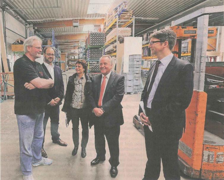 Hitdorf: Aus TNT-Zentrum wird Businesspark - ein Beitrag von RIS Rheinischer Immobilienservice GmbH