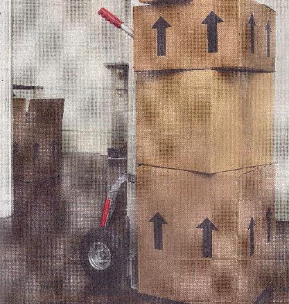 Gepflegter Abgang - ein Beitrag von RIS Rheinischer Immobilienservice GmbH