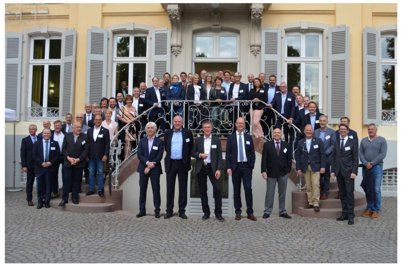 Standortbotschaftertreffen am 11.07.2019 im Schloss Morsbroich