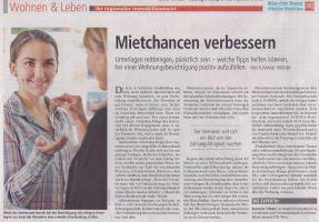 Mietchancen verbessern - ein Beitrag von RIS Rheinischer Immobilienservice GmbH